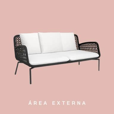 Móveis para área externa