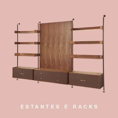 Estantes e racks