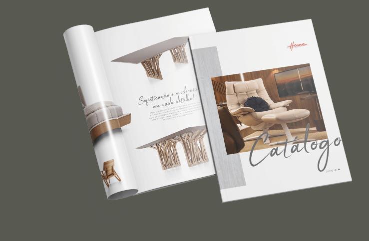 Anuário digital Home Móveis