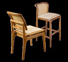 Cadeira se banquetas